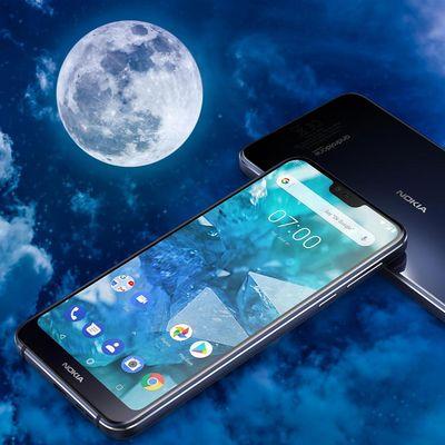 """Das """"Nokia 7.1"""" setzt auf beeindruckende Kamera-Funktionen."""