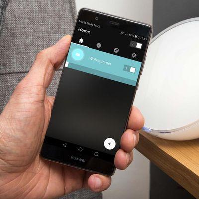 Hue Go: Smartes Licht per App