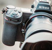 """Die Funktionstasten der Nikon """"Z6 II""""."""