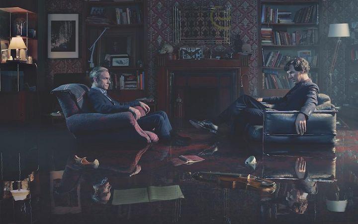 Sherlock löst in Staffel 4 der Serie neue Kriminalfälle.