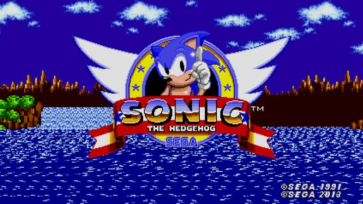 Sonic rast auf Ihr Smartphone!