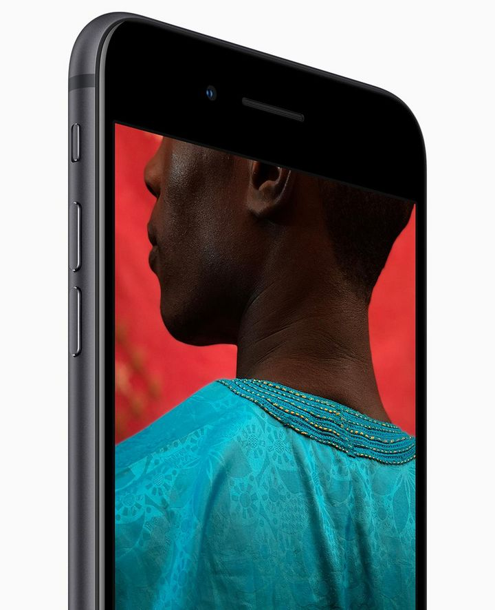 Die Kamera-Features des iPhone 8 und des iPhone 8 Plus.