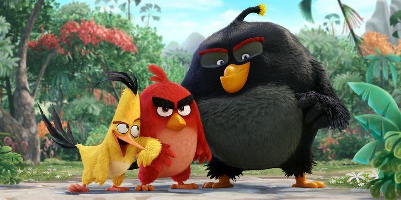 Angry Birds- Der Film erscheint auf Blu-ray und DVD.