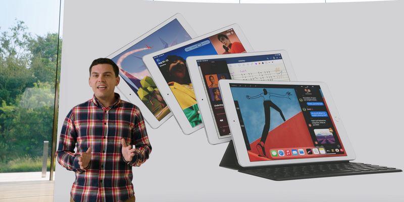 Apple zeigt Watch Series 6 und iPad Air