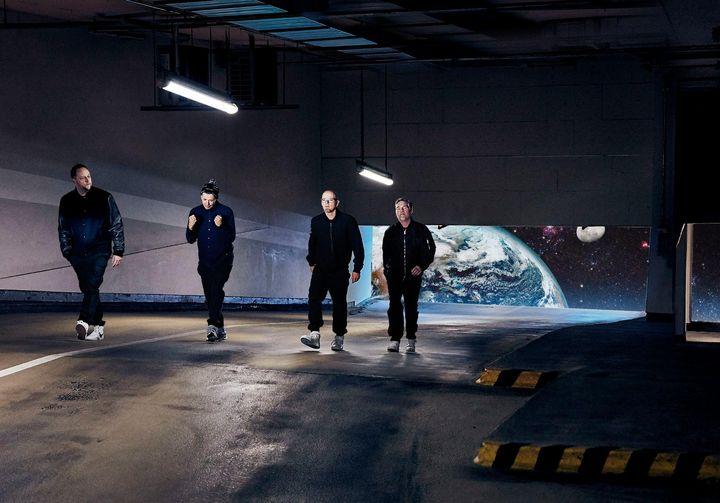 """Der Song """"Tunnel"""" ist einer der Live-Lieblinge des neuen Albums """"Captain Fantastic""""."""