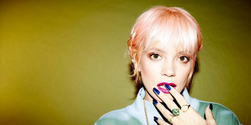 """Lily Allen ist mit ihrem Album """"No Shame"""" zurück."""