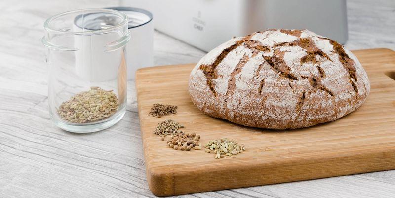 Brotgewürz selber machen.