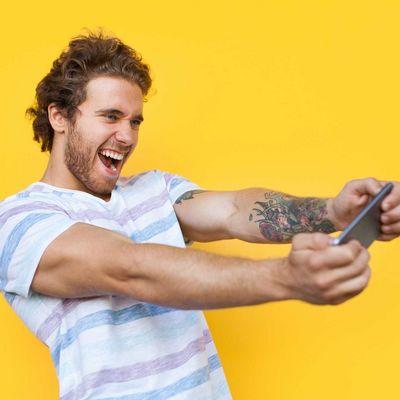 """Mit Remote-Play spielen Sie Ihre """"PlayStation 4""""-Games auf dem Smartphone."""