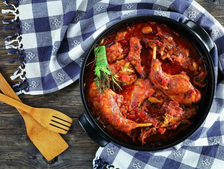 Krabben und Oktopus zählen zu den kühlenden Lebensmitteln.