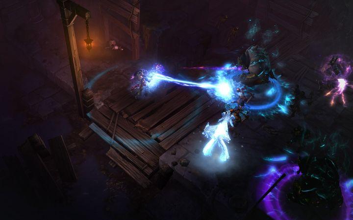 """Ein Screenshot aus """"Diablo 3"""""""