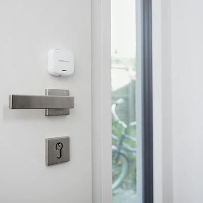 Diese smarten Sicherheits-Gadgets machen die Haustüre sicher.