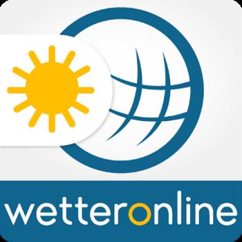 """Regionalisierte Vorhersage mit """"WetterOnline""""."""