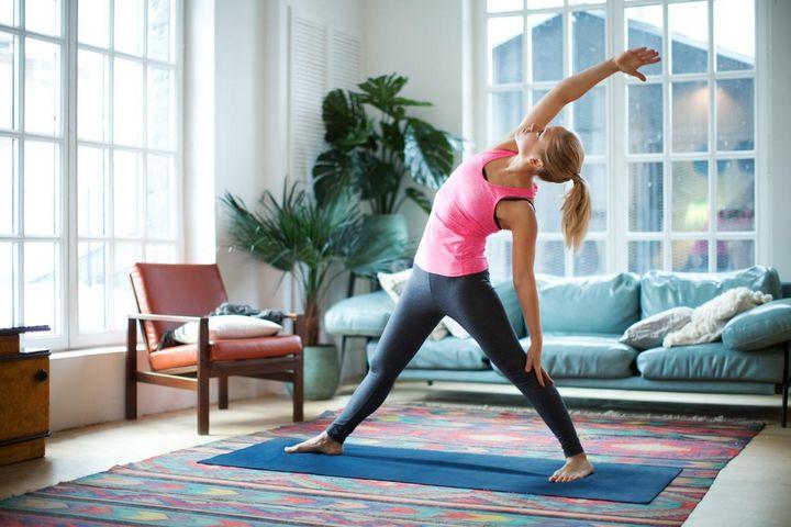 Die folgenden Apps helfen dabei, während der Wintermonate in Form zu bleiben – ganz ohne Fitnessstudio.