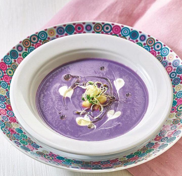 Rezept für eine Smart Cooking-Suppe.