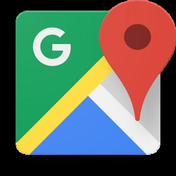 Maps lässt sich ganz lässig mit einem Finger bedienen.