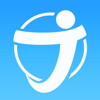 "Die Fitness-App ""Jefit""."