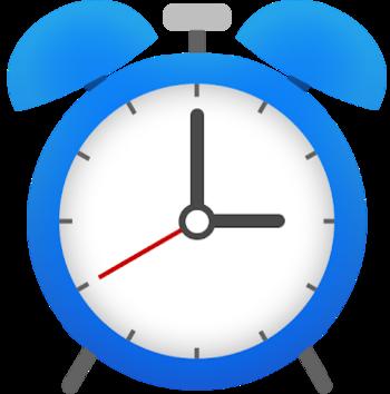 """Mathe-Aufgabe lösen: die Wecker-App """"Alarm Clock Xtreme""""."""