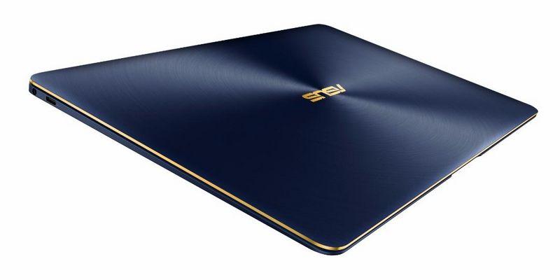 Asus zeigt ZenBook 3 Deluxe