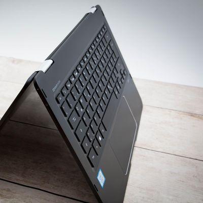 Mehr Power durch Intel-Prozessoren.