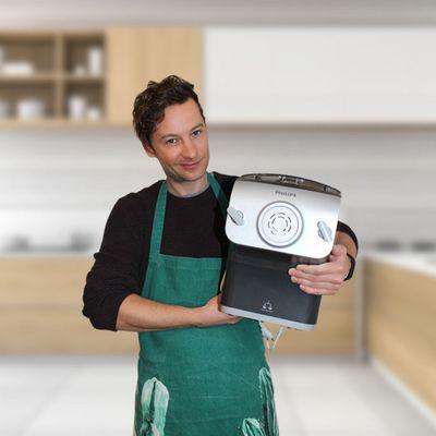 """Der Ausprobierer testet den Philips """"Pastamaker""""."""