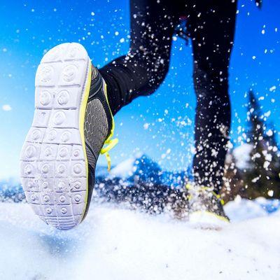 Sie müssen beim Sporteln im Winter nicht frieren