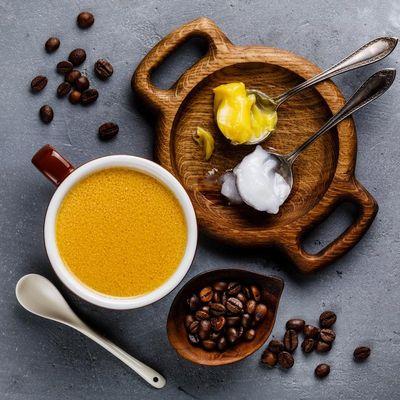 Bulletproof Coffee liegt im Trend.