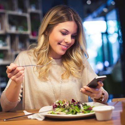 Mit Apps die eigene Ernährung und die Fitness tracken.