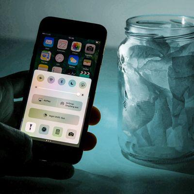 Smartphone Campinglicht