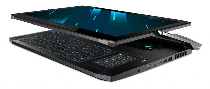 """Acer verbaut die aktuellen """"RTX""""-Grafikkarten."""
