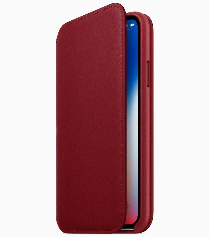 "Apple bringt iPhone 8 und iPhone 8 Plus in einer ""(Product)RED""-Edition."