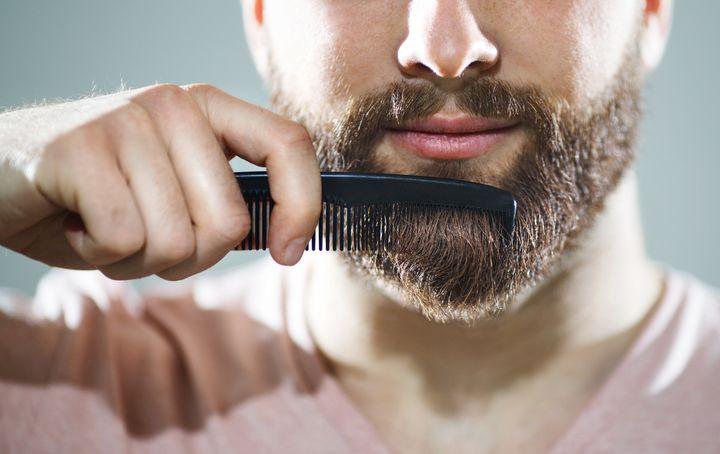 Ein langer Bart will gut gepflegt sein.