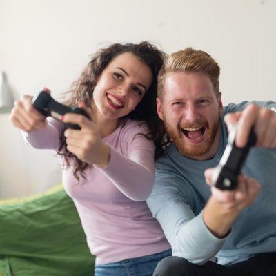 Gemeinsam macht das Spielen mehr Spaß!