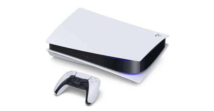 Die neue Konsole von Sony kommt mit viel Zubehör.