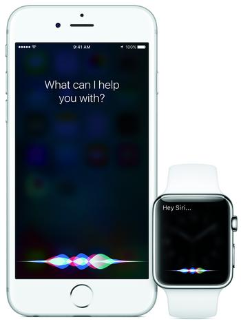 "Apples ""Siri"""