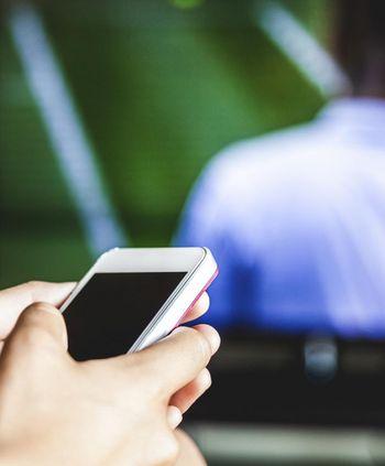 TV und Handy