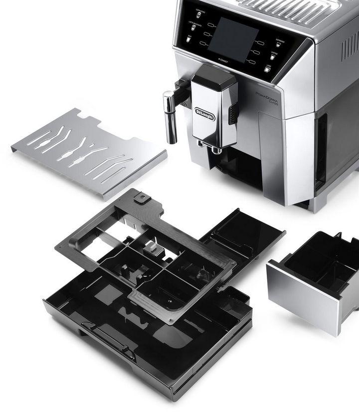 Auf hochwertige Materialien und Verarbeitung sollte beim Kauf eines Vollautomaten geachtet werden.