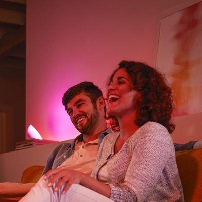 Personalisierte Beleuchtung: Perfektes Licht im Smart Home.