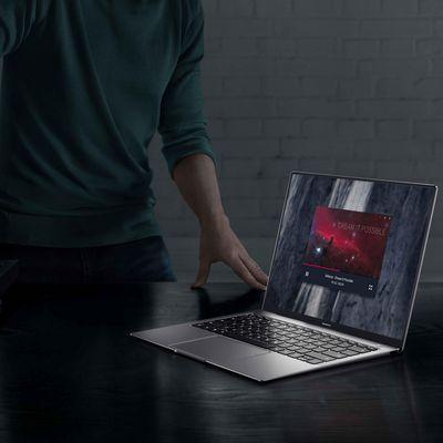 Drei Laptops für alle Fälle.
