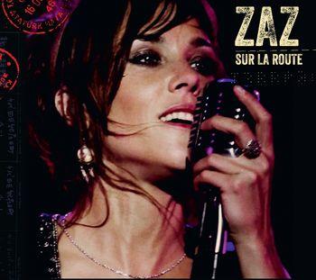 """Zaz: """"Sur la Route"""" (+DVD/Blu-ray)"""