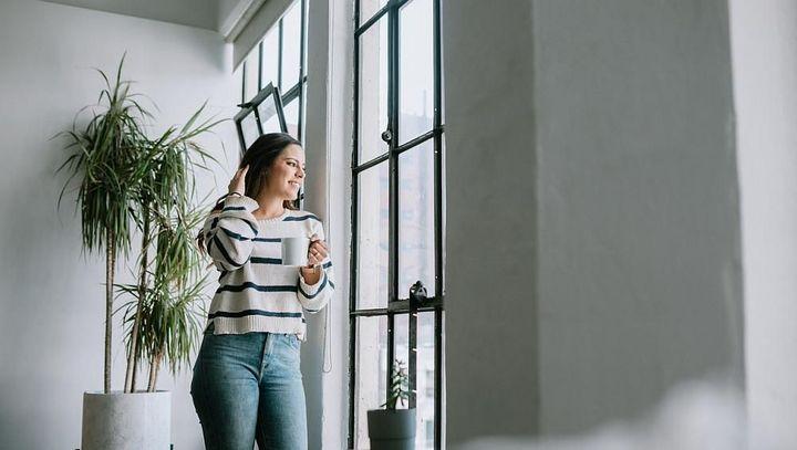 Pausen im Homeoffice sind wichtig für das Wohlbefinden.