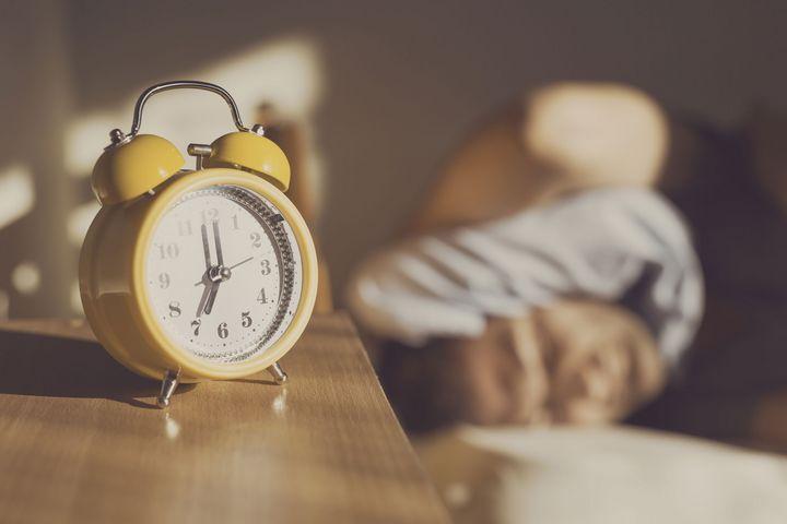 Guter Schlaf ist wichtig, auch am Wochenende!