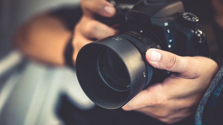 Das Smartphone als zusätzliches Kamera-Gadget.