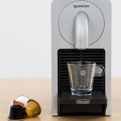 Nespresso Prodigio: Koffein per Smartphone-App..