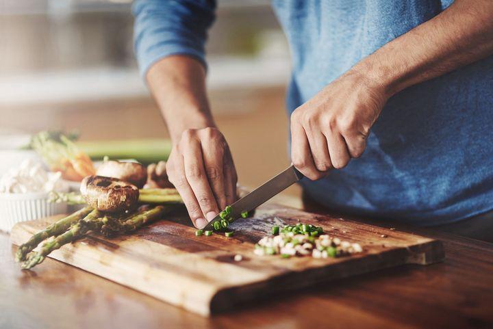 In einer sauberen Küche kocht es sich leichter.