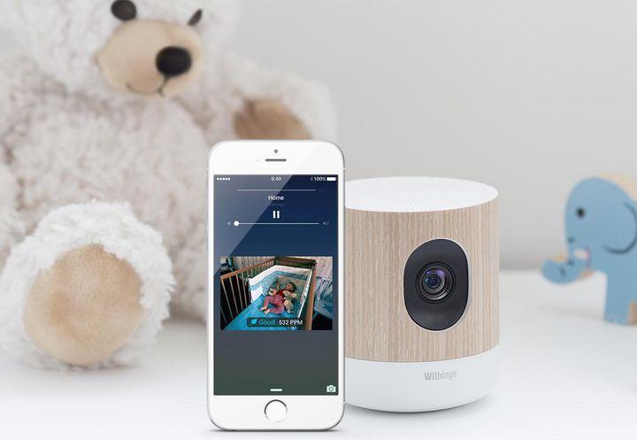 Mehr Sicherheit durch Überwachung per Kamera und App