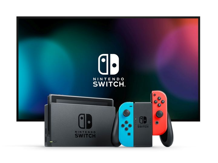 "Die ""Nintendo Switch"""