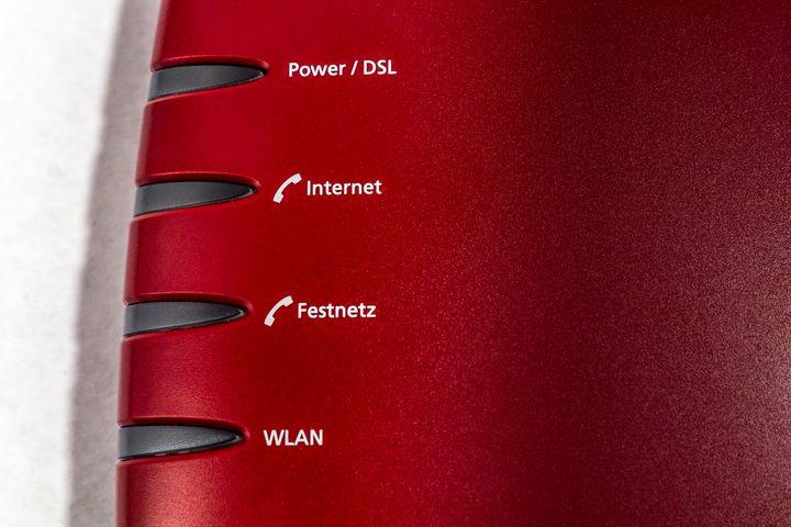 Der Router ist der Grundpfeiler Ihrer Verbindung.