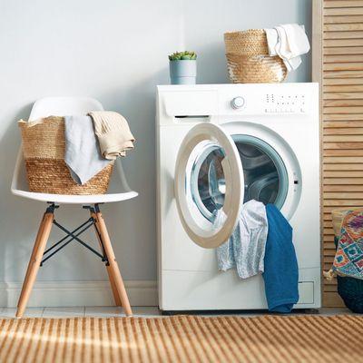 So bleibt die Waschmaschine lange fit.