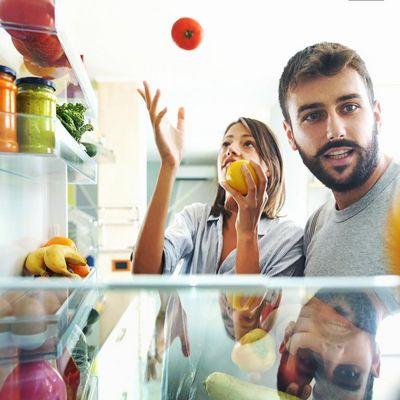 Shelf-Meals: Verkocht wird, was der Kühlschrank hergibt.