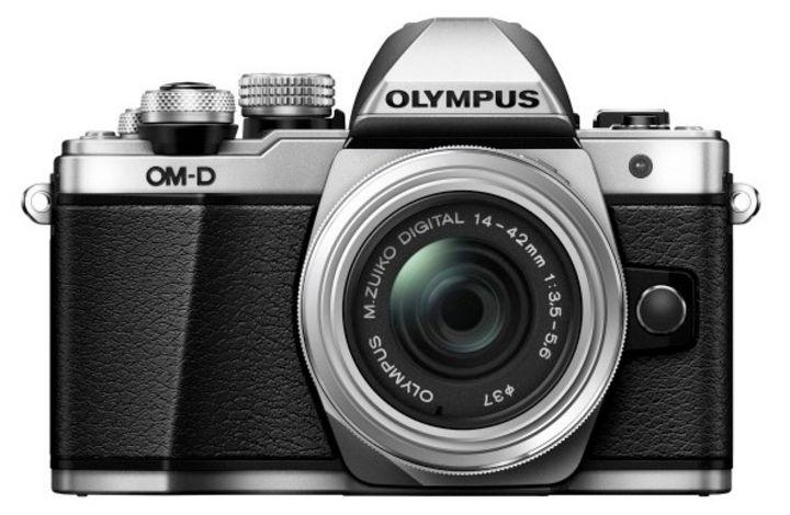 Olympus OM-D Kameras können mitmachen.